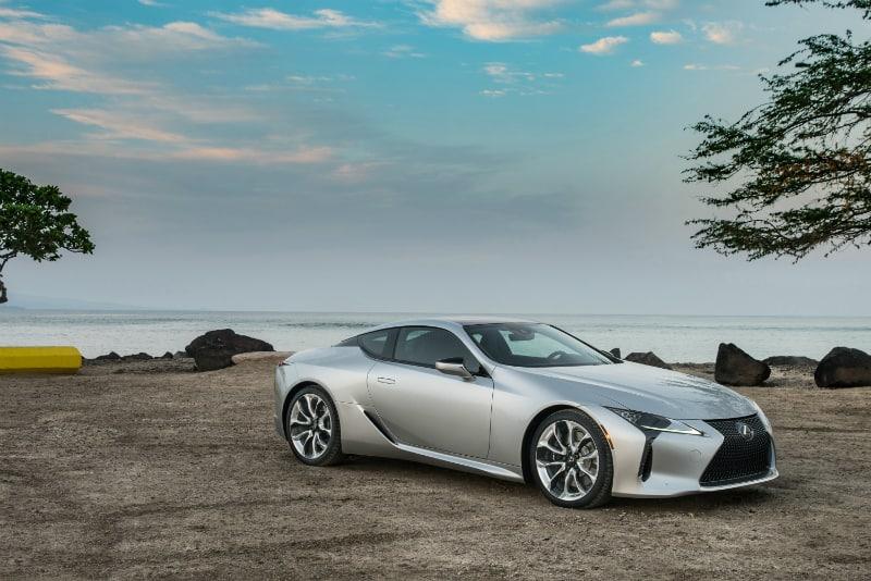 Dream Cars: 2018 LEXUS 500