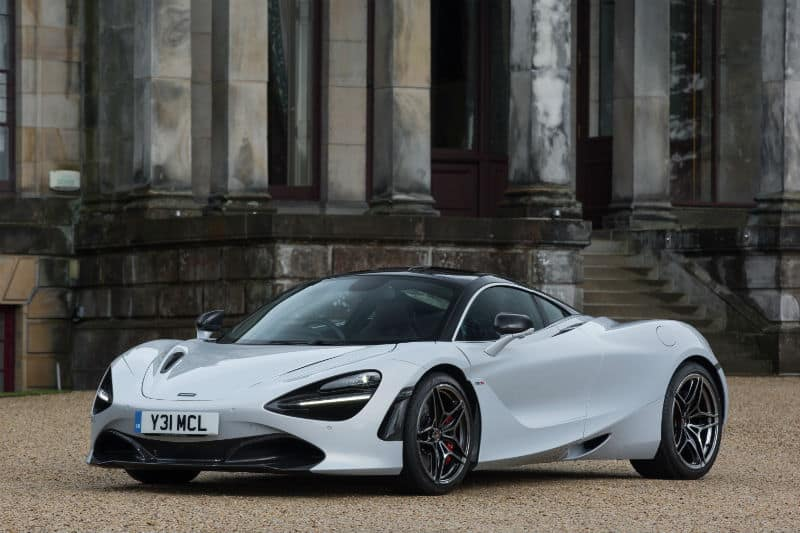 Dream Cars: McLaren 570S
