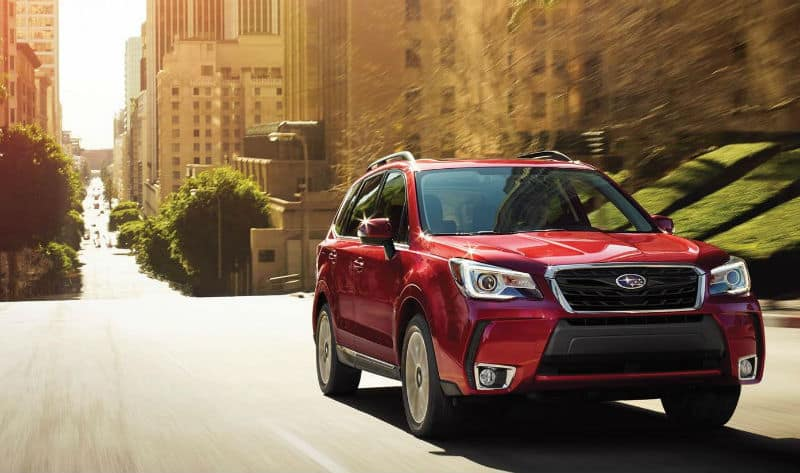 7 Reasons to Buy the Subaru Forester