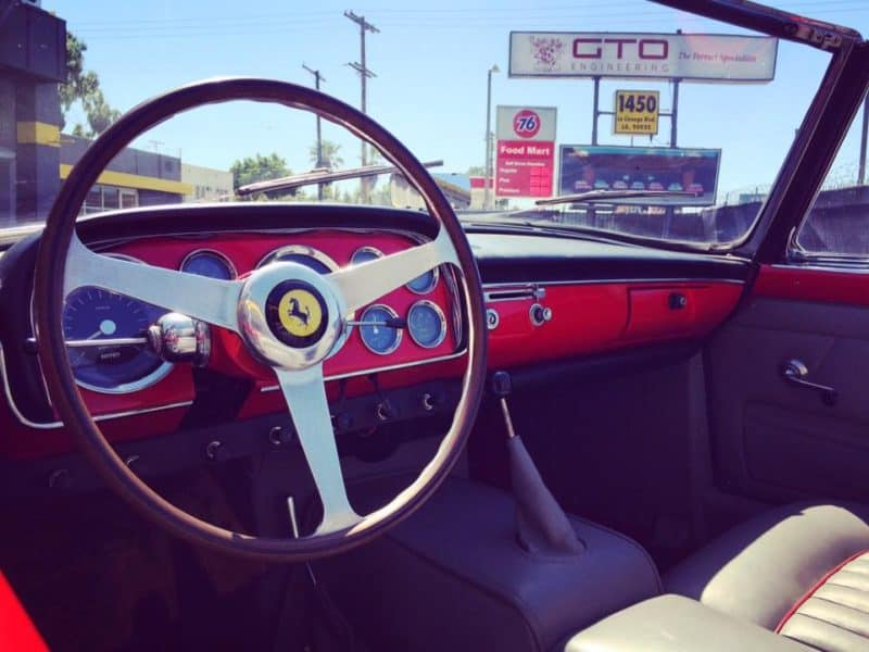 European Classic Ferrari Specialists open their doors on the West Coast
