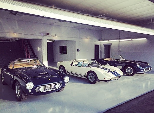 European Classic Ferrari Specialists open their doors on the West Coast