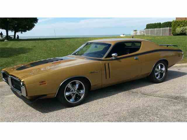 Cool Cars: Classic Dodge Charger
