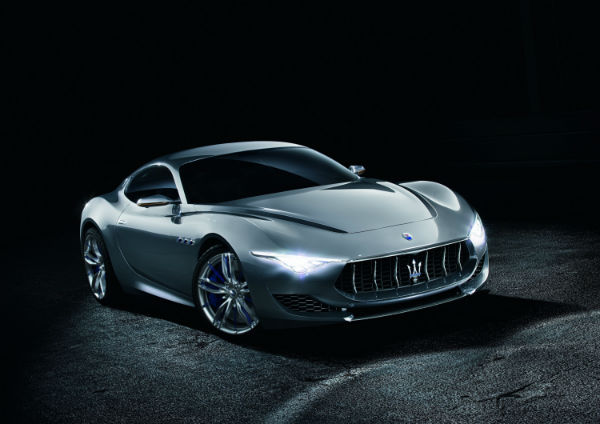 Dream Cars: Maserati 2020