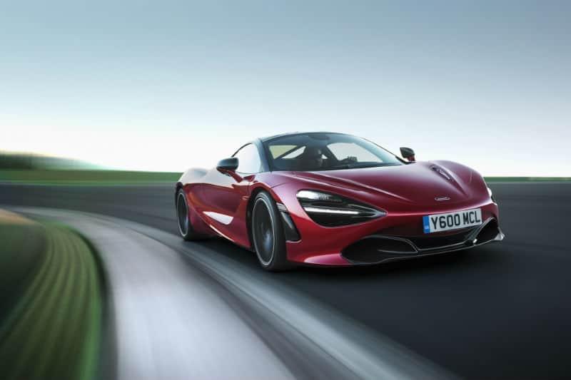 Dream Cars: McLaren 720S