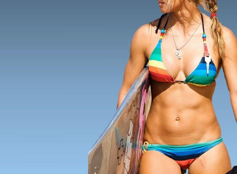 Health Tips For A Bikini Body