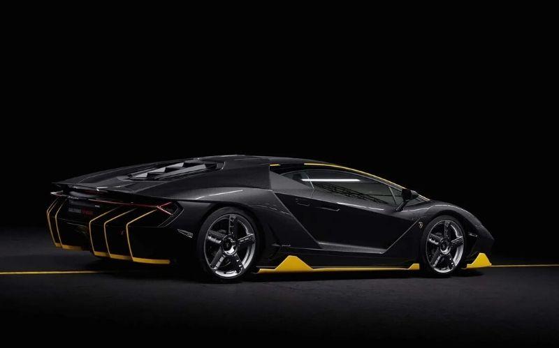 One-off Sports Car: The Lamborghini Centenario #lamborghini #lamborghinicentenario #centenario #genevamotorshow #carmagazine #popularcarmagazine #dreamcar #fastcar #coolcar #luxurycar #supercar #sportscar #cars