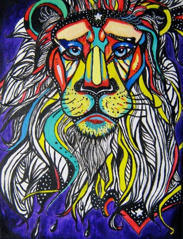 Artist; Dylan Kowalski- LION