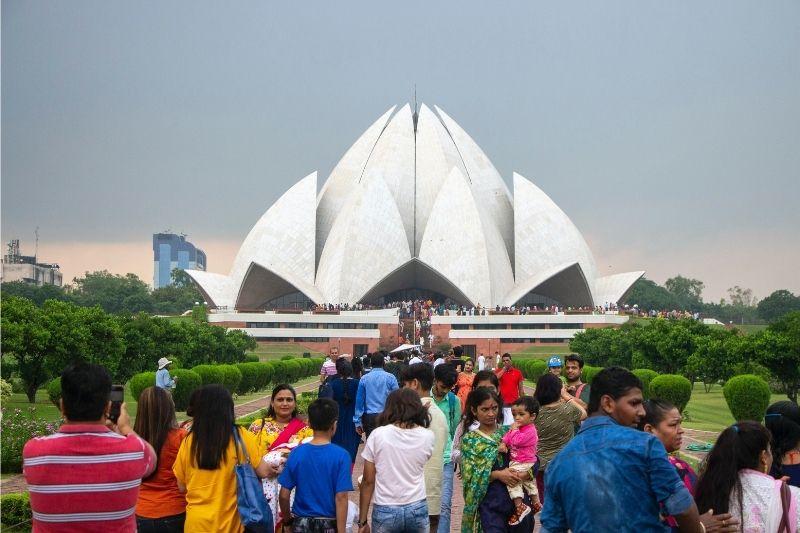 5 Reasons To Travel To New Delhi, India: #bevhillsmag #india #cleartrip #newdelhi #travel #cheapnewdelhiflights