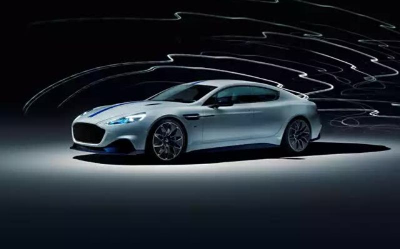 All-electric Dream Car: The Aston Martin Rapide E #Beverlyhills #beverlyhillsmagazine #popularcarmagazine #all-electriccar #luxurycar #dreamcar #coolcar #cars #fastcars #carmagazine #astonmartin #astonmartinrapidE #rapideE #All-electricbritishcar #all-electricdreamcar #bevhillmag #shanghaimotorshow #goodwoodfestivalofspeed