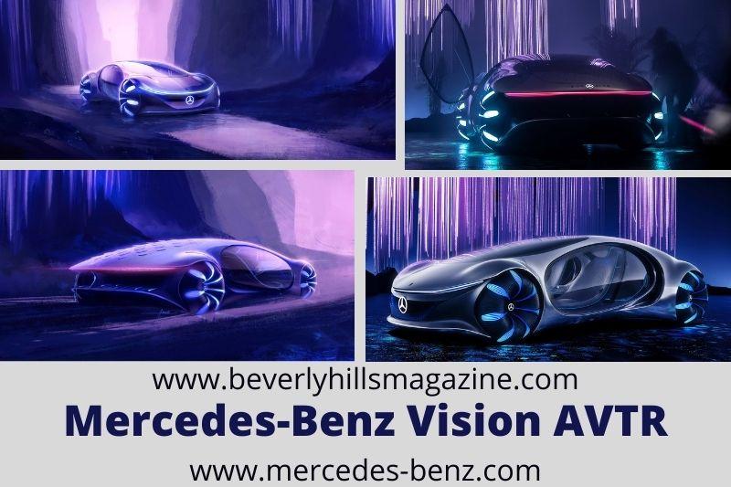 Avatar Concept Car: Mercedes-Benz Vision AVTR #beverlyhills #beverlyhillsmagazine #avatarconceptcar #avatarthemedcar #futuristiccar #conceptvehicle #luxurycar #dreamcar #electriccars #mercedes-benz #mercedes-benzvisionAVTR #mercedes-benzconceptcars #bevhillsmag