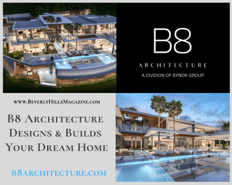Dubai Design Firm B8 Architecture Builds Your Dream Home #dreamhomes #realestate #construction #architecture #BevHillsMag