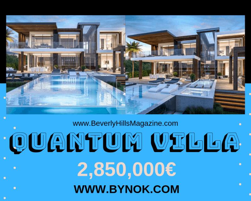 BYNOK Marbella Dream Home: Quantum Villa #dreamhomes #realestate #homesforsale #newjersey #beverlyhills #beverlyhillsmagazine #luxury #exclusive #luxurylifestyle #beautiful #life #beverlyhills #BevHillsMag #Marbella #espana #Spain #costadelsol #villa #bynok