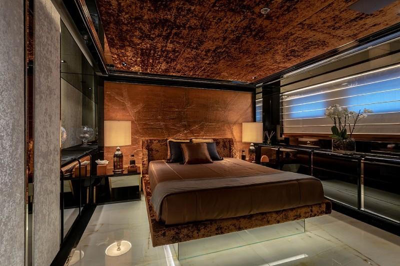 Beverly Hills Magazine yacht deck
