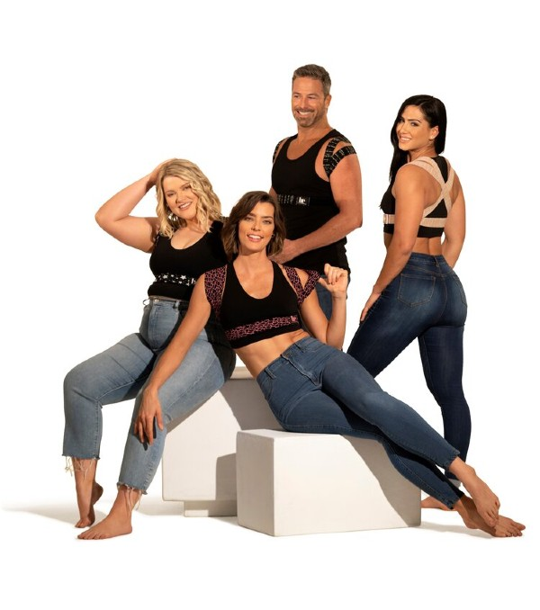 Beverly Hills Magazine Better Posture With Back Embrace