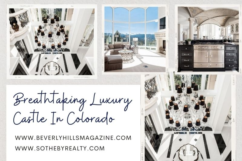 Beverly Hills Magazine Breathtaking Luxury Castle In Colorado Social Media Graphic-min