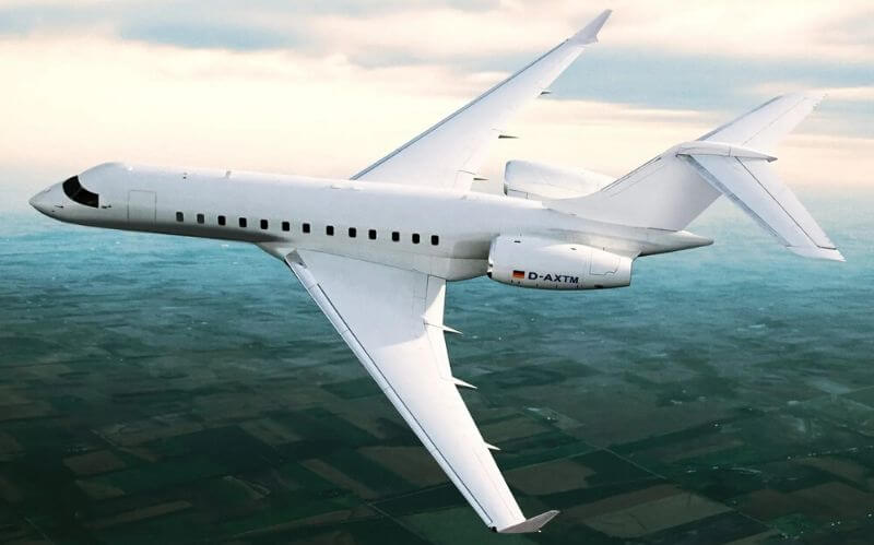 Business Jet: The Bombardier Global Express #privatejet #jets #jetcharter #luxuryjet #businessjet #bombardieraviation #bombardierglobalexpress #globalexpress #jumbojet #largecabinjet #bevhillsmag #beverlyhills #beverlyhillsmagazine #corporatejet #bombardierjets
