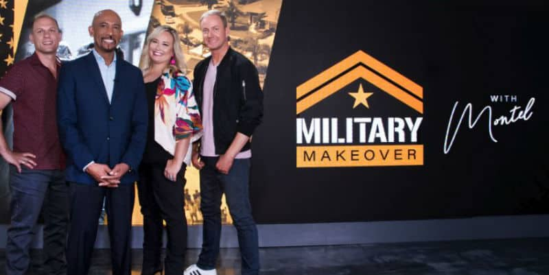Military Makeover with Montel #medicine #montelwilliams #TV #military #TVshows #celebrities #famouspeople #beverlyhills #beverlyhillsmagazine