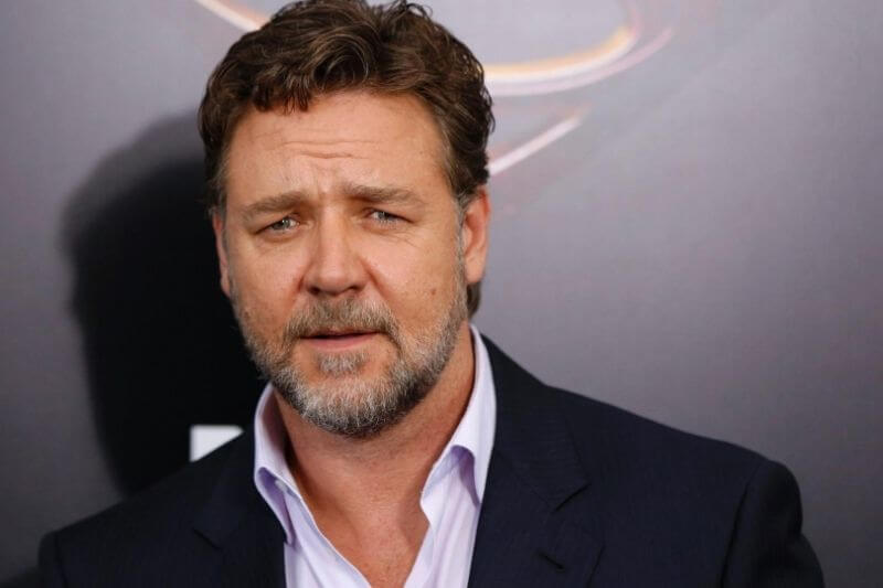 Celebrity Spotlight: Russell Crowe:#beverlyhills #beverlyhillsmagazine #russellcrowe #hollywood #celebrities #famous #hollywoodmoviestars #moviestars