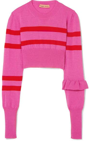 Maggie Marilyn Cropped Sweater. BUY NOW!!!