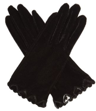Classy Velvet Gloves. BUY NOW!!!