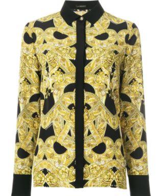 Versace Baroque Blouse. BUY NOW!!!