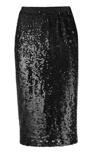 Black Sequin Pencil Skirt. BUY NOW!!! #shop #fashion #style #shop #shopping #clothing #beverlyhills #shop #clothes #shopping #beverlyhillsmagazine #bevhillsmag #skirts