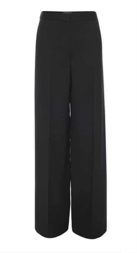 Alexander McQueen Wide Leg Pants. BUY NOW!!! #beverlyhillsmagazine #beverlyhills #fashion #style #shop #shopping  #shoes #highheels #alexandermcqueen