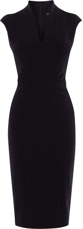 Karen Millen Pencil Dress. BUY NOW!!! ♥ #BevHillsMag #beverlyhillsmagazine #fashion #style #shopping