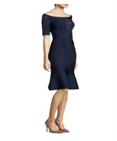 Herve leger Dress. BUY NOW!!! #beverlyhillsmagazine #beverlyhills #fashion #style #shop #shopping