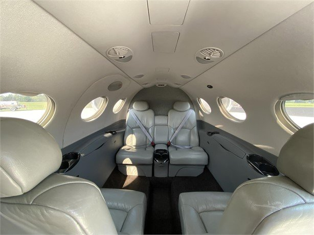 Beverly Hills Magazine Cessna Citation Mustang Cabin