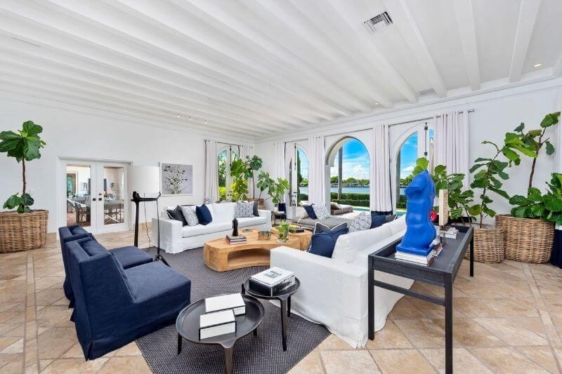 Cher's Stunning La Gorce Island Mansion!: #beverlyhills #beverlyhillsmagazine #bevhillsmag #cher #lagorceislandmansion #luxuryhomes #cherhomes #homedecoration #homedecor #vacationhome