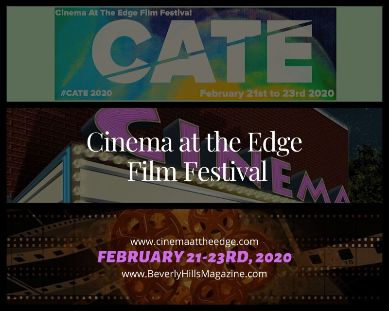 "The Edgemar Center for the Arts in Santa Monica will host the 7th Annual ""Cinema at the Edge Film Festival"" on February 21-23. #filmfestival #acting #losangeles #events #michelledanner #beverlyhills #bevhillsmag"