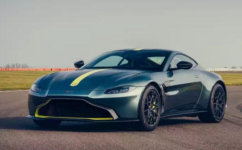 Classy Cars The Aston Martin Vantage Beverly Hills Magazine