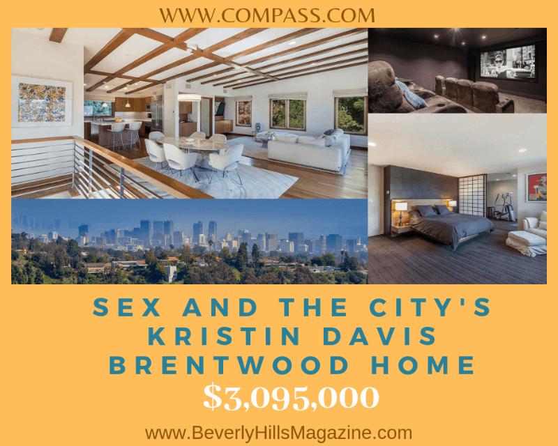 Sex and the City's Kristin Davis's Brentwood Home #dreamhomes #realestate #homesforsale #Madrid #mansions #estates #beverlyhills #beverlyhillsmagazine #luxury #exclusive #luxurylifestyle #beautiful #life #beverlyhills #BevHillsMag