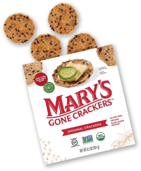 Beverly Hills Magazine Cool Gifts MARY'S GONE CRACKERS #bevhillsmag #mary'scrackers #coolgifts