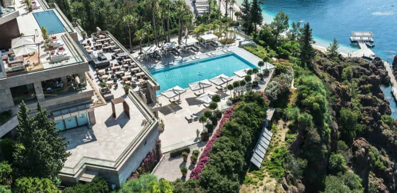 D Maris Bay #Paradise Resort in #Turkey #Fivestarhotels #exclusiveescapes #vacation #luxurylifestyle #italian #hotels #travel #luxury #hotels #exclusive #getaway #destinations #resorts #beautiful #life #traveling #bucketlist #beverlyhills #BevHillsMag #turkey #resorts #vacation #travel
