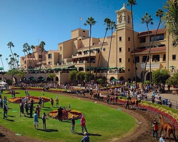 Del Mar Race Season 2015