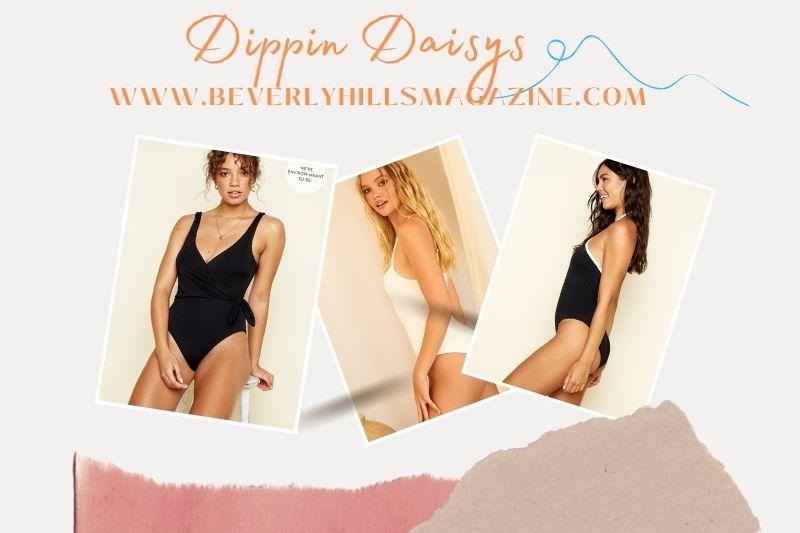 Beverly Hills Magazine Dippin Daisys Swimwear shop online