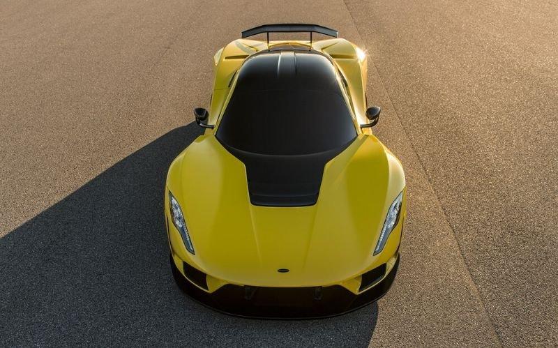 Dream Car from Hennessey: The Venom F5 #hennessey #hennesseyperformance #hypercar #sportscar #fastestcar #fastcars #dreamcars #coolcars #cars #carmagazine #popularcarmagazine #venonf5 #bevhillsmag #beverlyhillsmagazine #beverlyhills