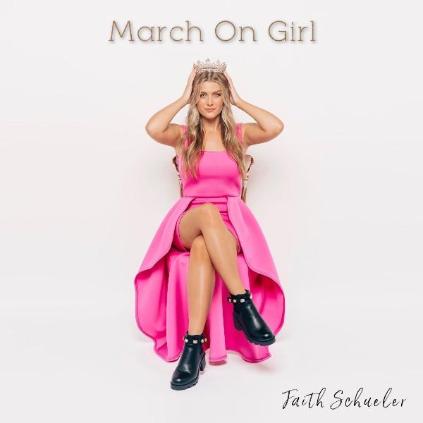 Beverly Hills Magazine Faith Schueler March On Girl
