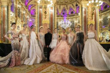 Fashion World: Australian Designer Alin Le' Kal