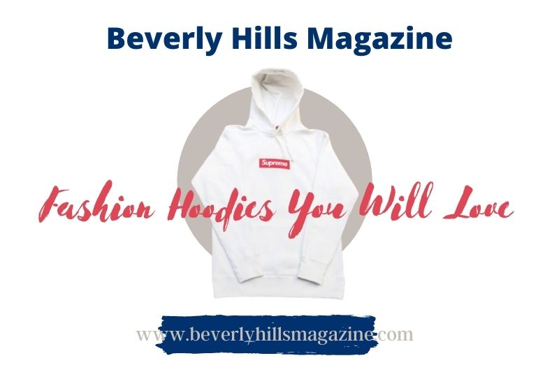 Beverly Hills Magazine Fashion Hoodies You will love social media flyer