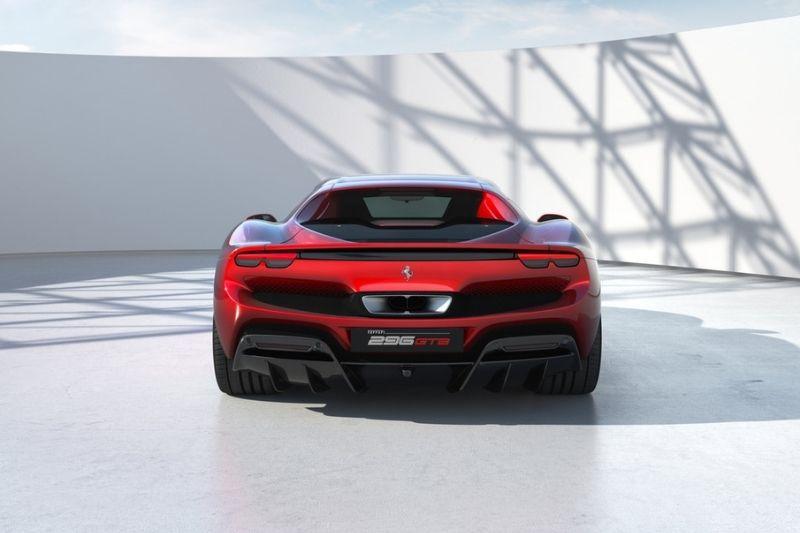 First-Ever Ferrari Hybrid: The Ferrari 296 GTB #beverlyhills #beverlyhillsmagazine #bevhillsmag #ferraricar #ferrari296gtb #ferrarihybrid #dreamcar #popularcarmagazine #carmagazine #coolcars #exoticcars #fastcars #supercars #sportscar #luxurycars #poshcars
