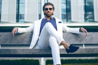 Five Things Your Man Needs in his Wardrobe #Men's fashion
