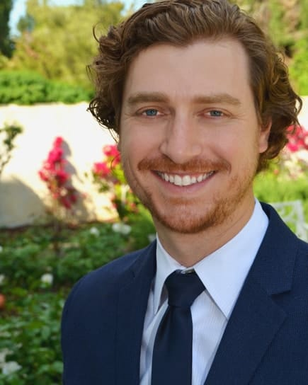 Rabbi Adam Lutz of Temple Emanuel of Beverly Hills