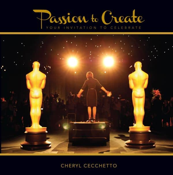 Passion to Create by Cheryl Cecchetto