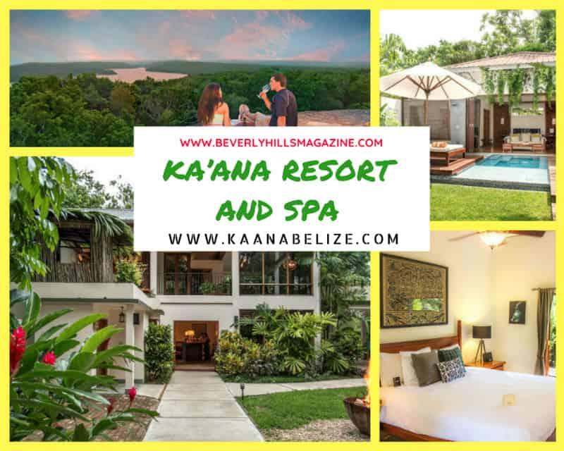 Ka'ana #Resort & #Spa #vacation #travel #bucketlist #beverlyhills #beverlyhillsmagazine #BELIZE #hotels #centralamerica