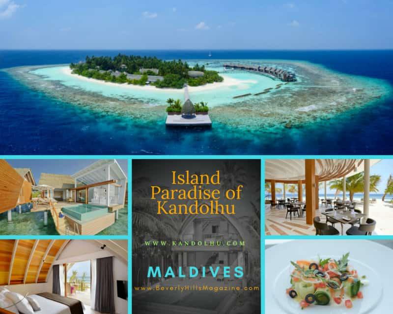 Vacation on the Island #Paradise of #Kandolhu #vacation #travel #bucketlist #beverlyhills #beverlyhillsmagazine #maldives #hotels #srilanka #islands #beaches