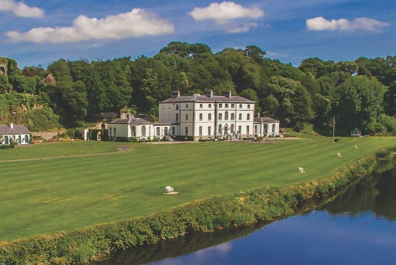 An Exquisite Dream #Home In Ireland #Ireland #realestate #irish #castle #castles #mansion #dream #homes #estates #beautiful #mansions #homesweethome #luxuryhomes #dreamhomes #homesforsale #luxurylifestyle #beverlyhills #BevHillsMag
