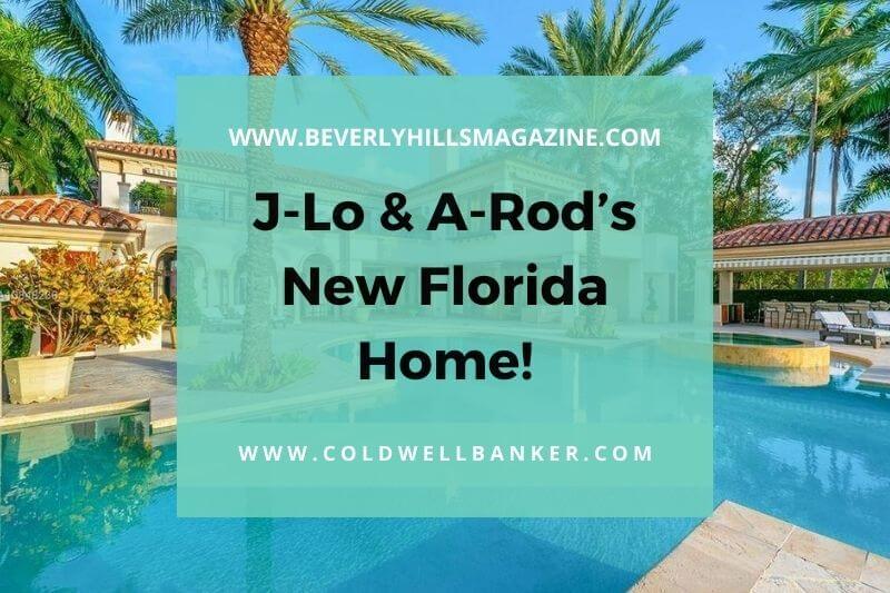 J-Lo & A-Rod's New Florida Home:#beverlyhills #beverlyhillsmagazine #j-lo&a-rod #jenniferlopez #alexrodriguez #floridahome #realestate #celebrities #celebrityhomes #luxuryhomes #mansions